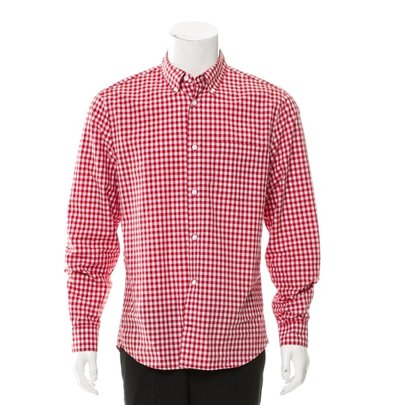 Acne Other - Acne Studios Isherwood Vich Gingham Shirt